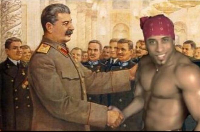 Meeting With Stalin Ricardo Milos Joseph Stalin Popular Memes Memes