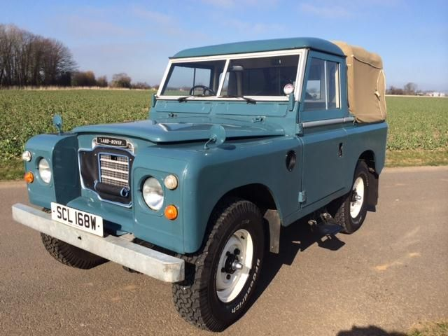 1981 Land Rover Series 3 For Sale Lro Com Uk With Images