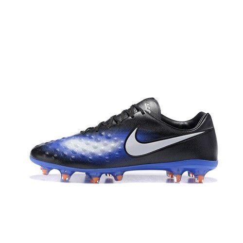 pretty nice a236a 71094 Comprar Nike Hypervenom Phantom II NJR TPU Negro Azul Zapatos De Soccer    Pinterest