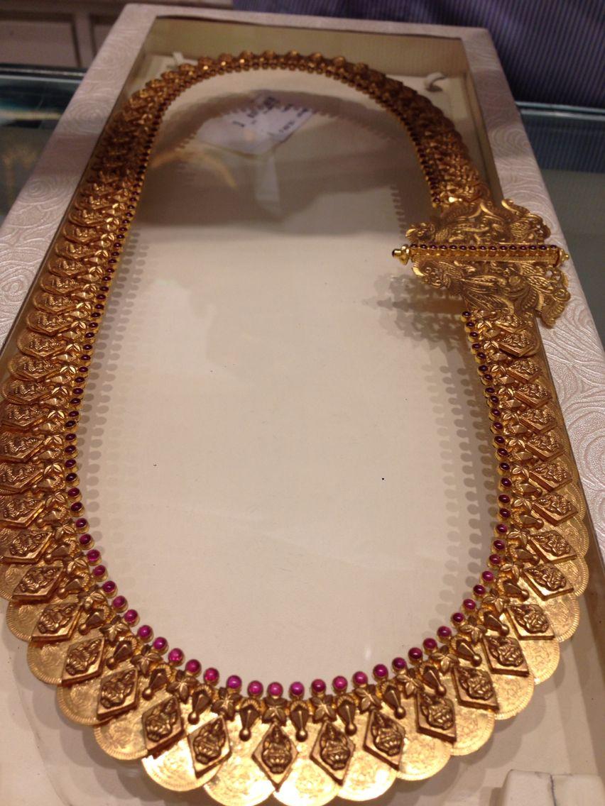 Kasu Mala Nalli Jewellery Chennai In My Kitty