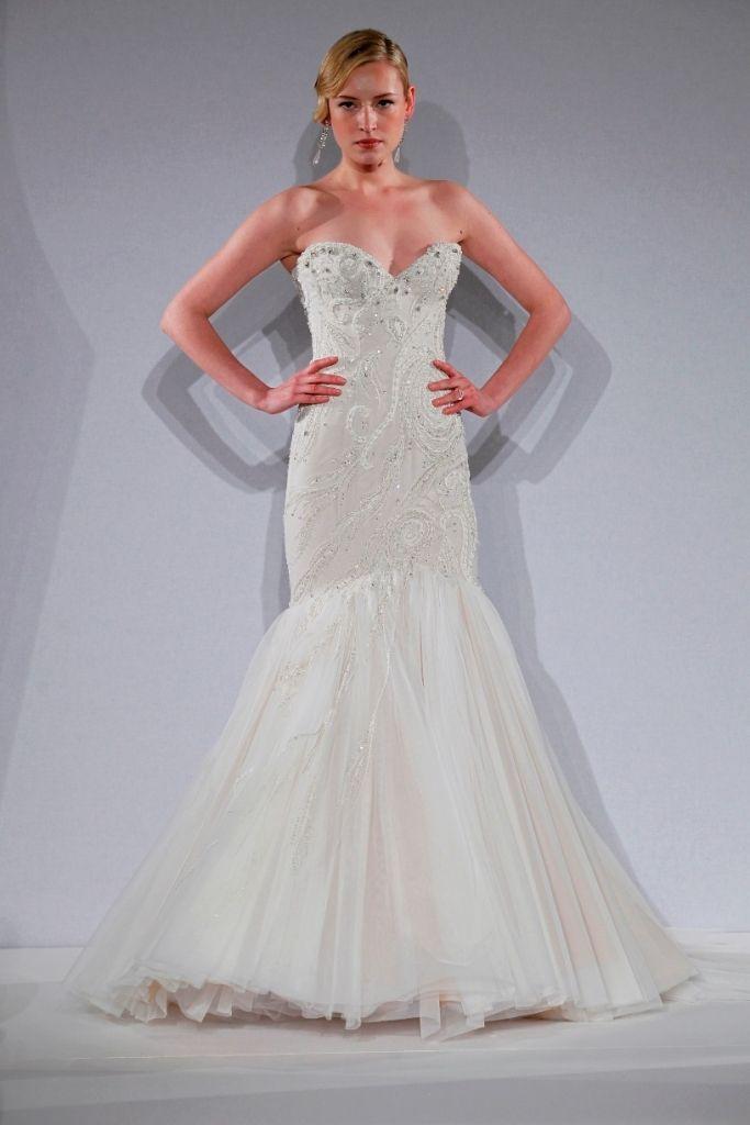 KleinfeldBridal.com: Mark Zunino: Bridal Gown: 32697245: Mermaid ...