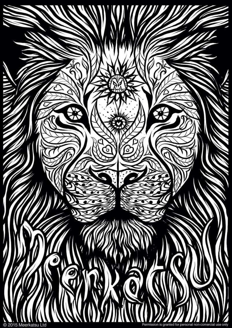 Another Lion, Love This!