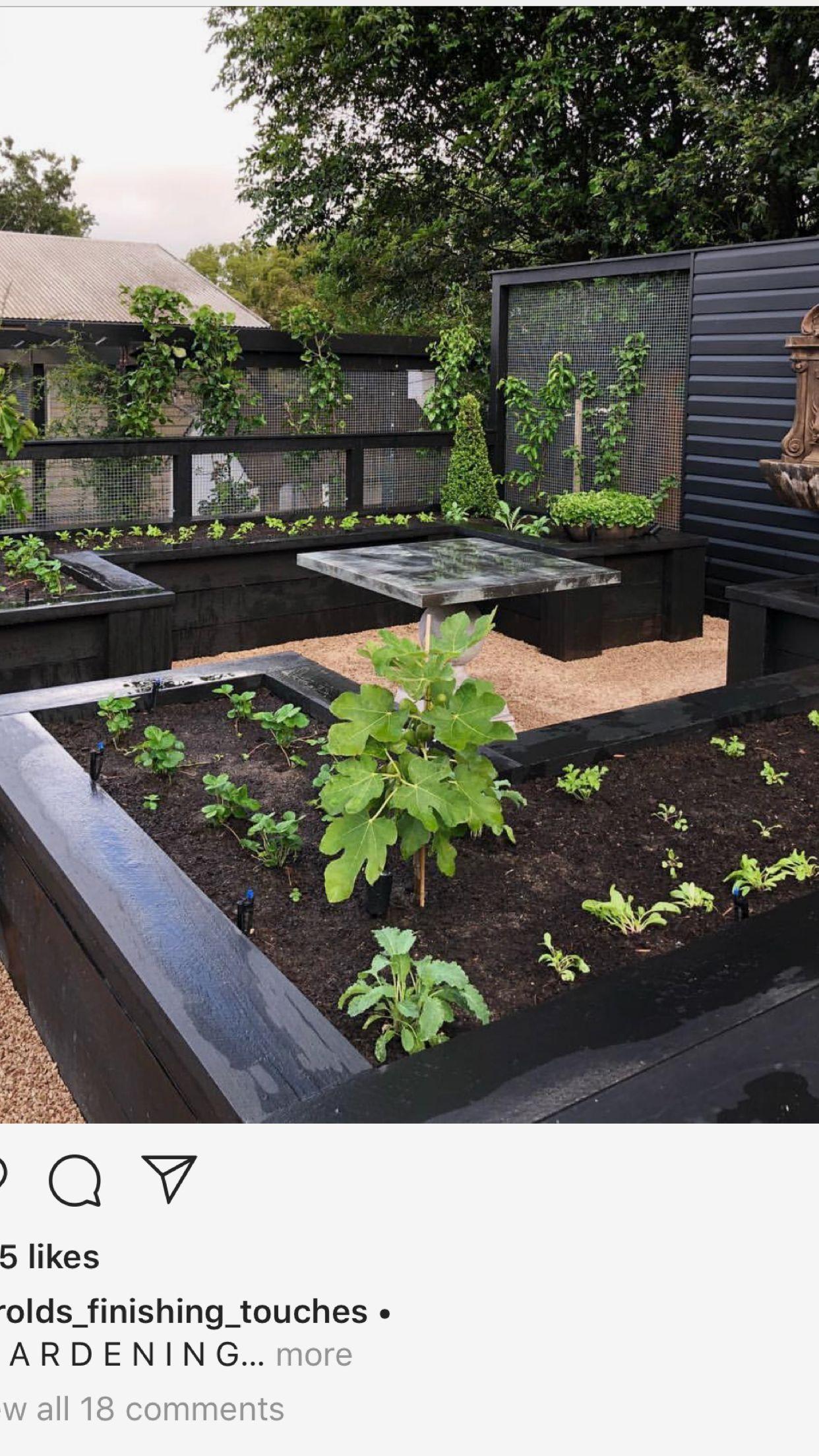 Selbstversorger Garten Garden Garten Backyard Landscaping Backyard Garden Backyard