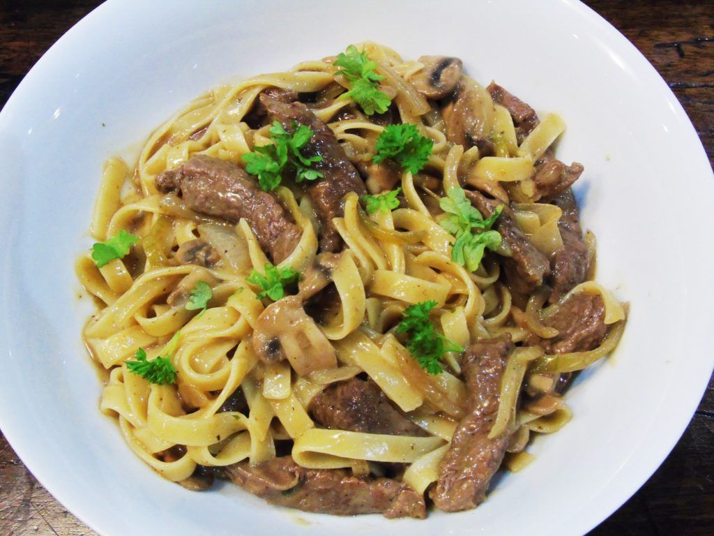 Cucina Pasta Sauce Syns Syn Free Tagliatelle With Creamy Steak And Mushroom Sauce