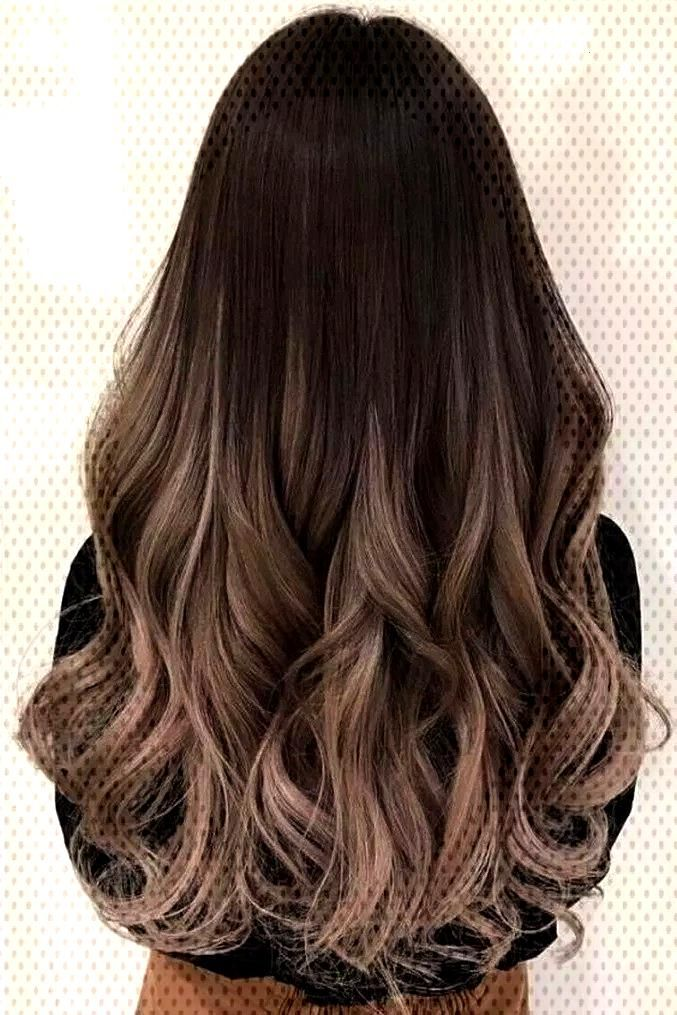√68 Hairstyles Featuring Dark Brown Hair with Highlights – JANDAJOSS.ME