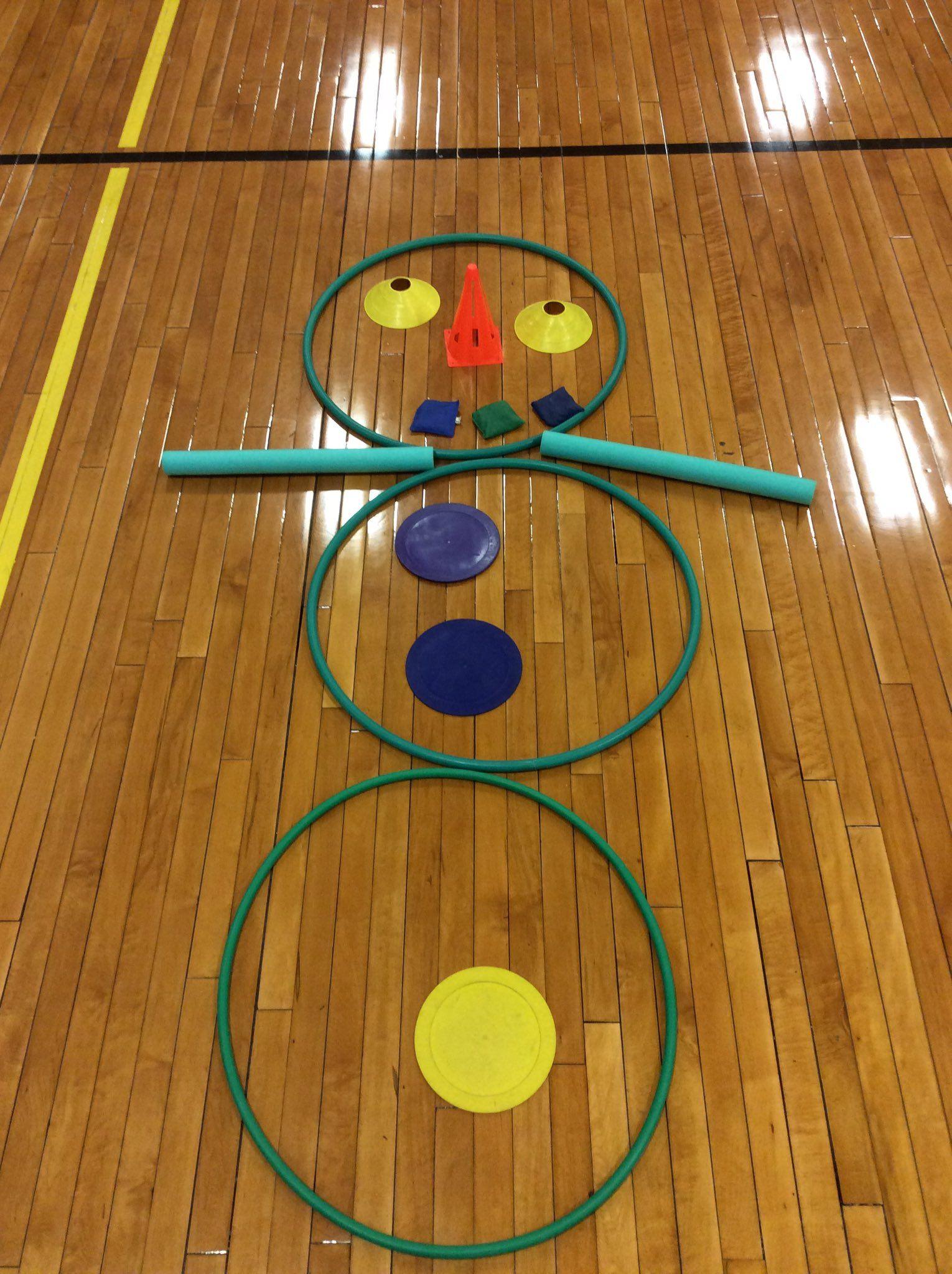 Drew Burris on Pe games elementary, Physical education