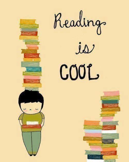 reading is cool