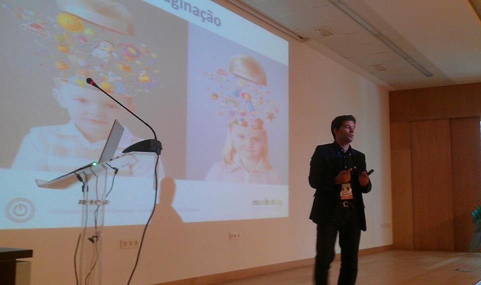 Palestra sobre Marketing Pessoal em Vila Nova de Gaia no âmbito do Seminário de Valorização Pessoal e emprego