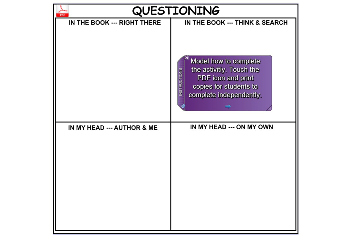 This Awesome Iwb Resource Helps You To Explicitly Teach