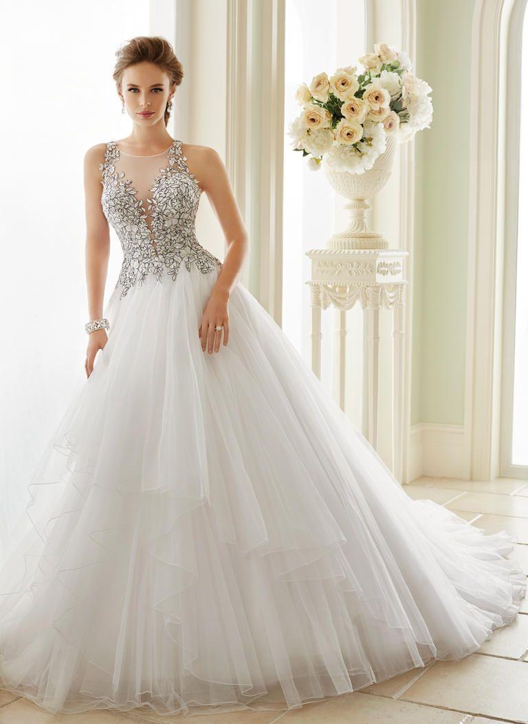 0ccb70aedc7 Sophia Tolli Wedding Dresses Spring 2017 - Gomes Weine AG