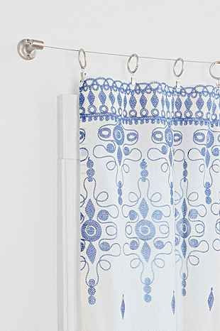Strum Cable Curtain Rod Urban Outfitters 30 00 Curtains Ikea
