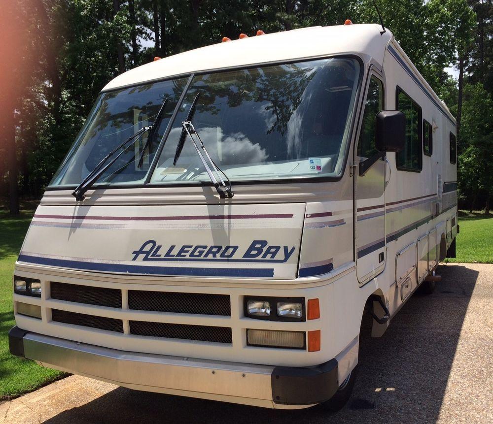 1992 Tiffin Allegro Bay   Vintage Campers   Tiffin allegro