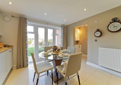 Plot 92, The Olton at Gatewen Village, Wrexham Bloor Homes DIY - fresh blueprint design wrexham