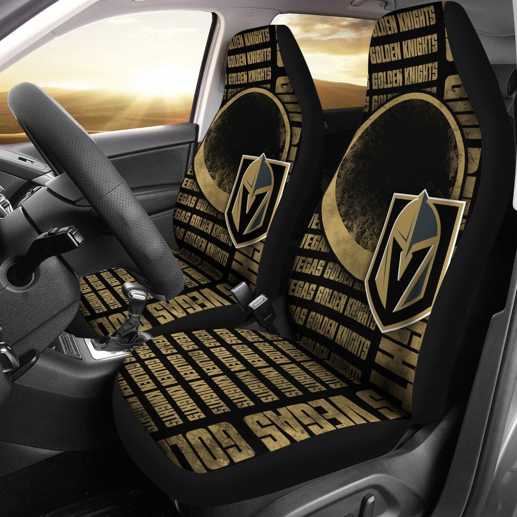 The Victory Vegas Golden Knights Car Seat Covers Vegas