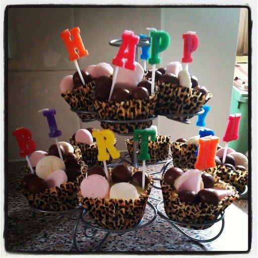 Matts birthday cake.