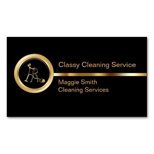 Classy cleaning business cards cleaning business cards classy cleaning business cards reheart Gallery