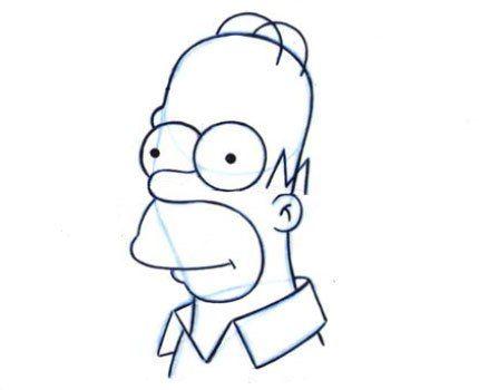 homer-simpsons-einfach-zeichnen-dekoking-com | Zeichnen ...