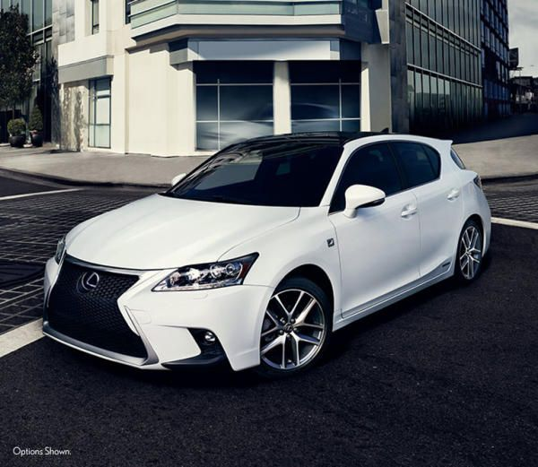 New Lexus Model Details - Lexus Of Tacoma At Fife