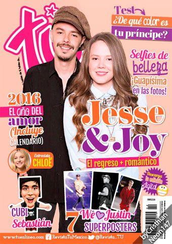 Tú México 08 Enero 2016 Jesse Joy El Regreso Más