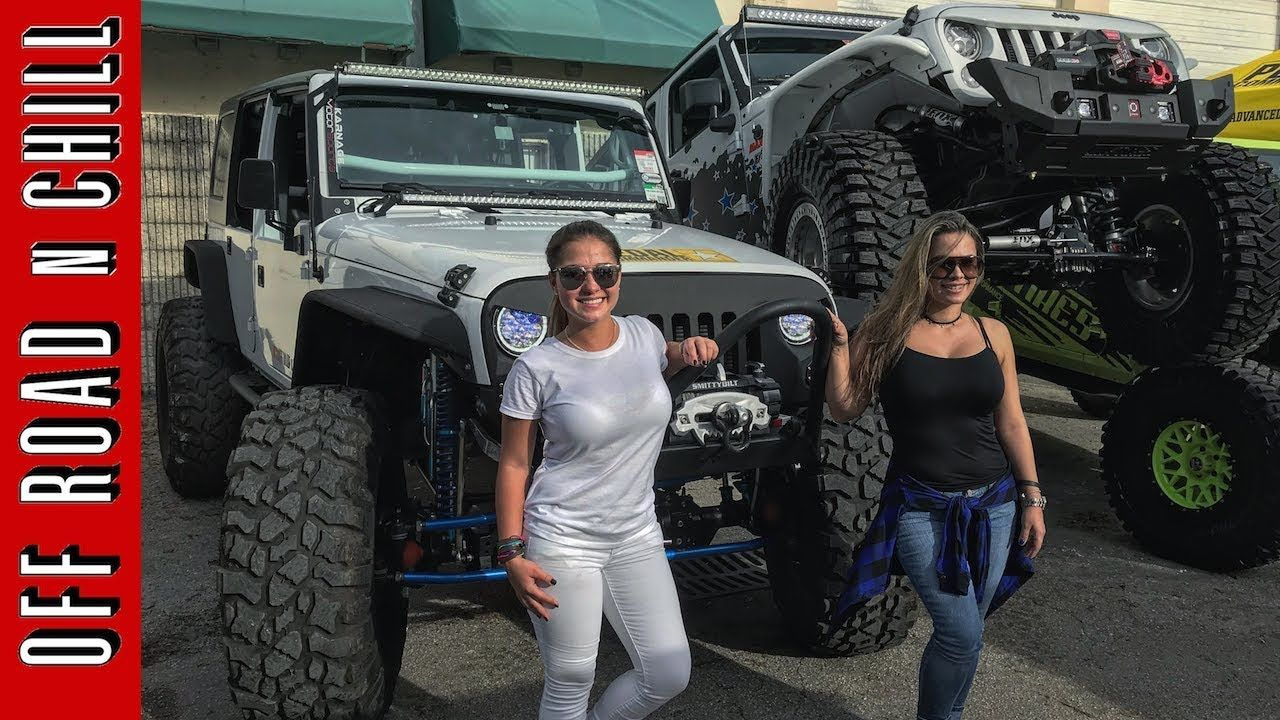 Biggest Jeep Wrangler Meet In Miami 4x4 Cartel Jeep Wrangler