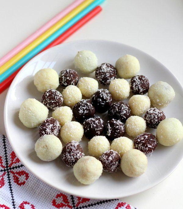 Chocolate Coconut Balls Recipe With Condensed Milk Choco Coco Balls Recipe Condensed Milk Recipes Milk Recipes Homemade Chocolate