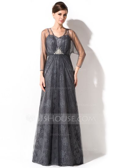 Mother of the Bride Dresses - $149.99 - A-Line/Princess Sweetheart Floor-Length Tulle Charmeuse Lace Mother of the Bride Dress With Ruffle Beading Sequins (008052648) http://jjshouse.com/A-Line-Princess-Sweetheart-Floor-Length-Tulle-Charmeuse-Lace-Mother-Of-The-Bride-Dress-With-Ruffle-Beading-Sequins-008052648-g52648