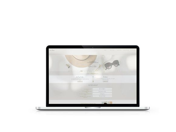 sara johnson business coach showit5 by brand me gorgeous. Black Bedroom Furniture Sets. Home Design Ideas