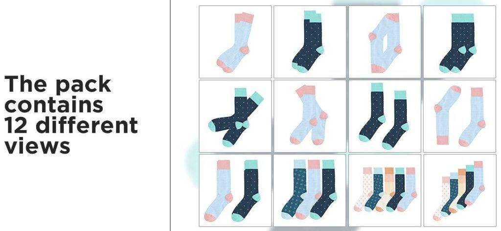 4824+ Socks Design Mockup Amazing PSD Mockups File