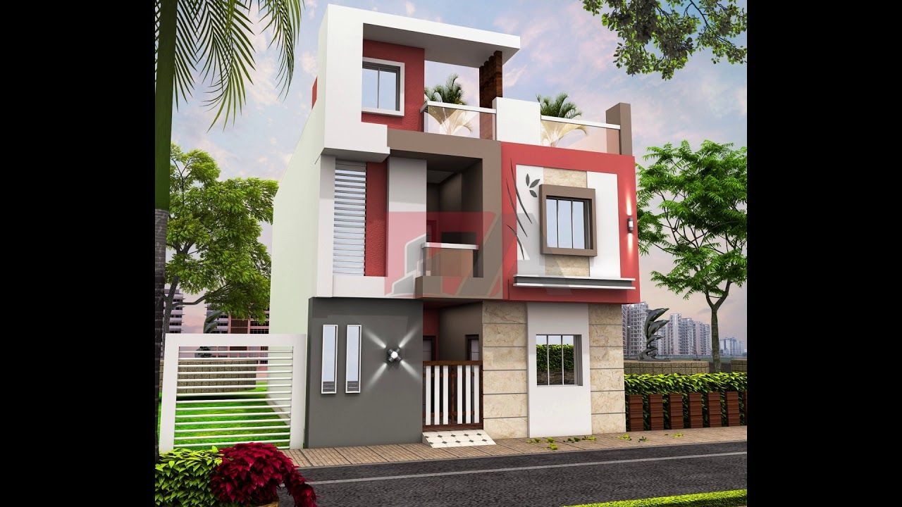 Top 25 Front Elevation Designs For Double Story Residential Building Front Elevation Designs Residential Building Front Elevation