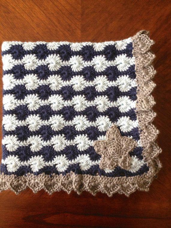 Crochet Wheel of Dreams Baby Blanket OBJECT by