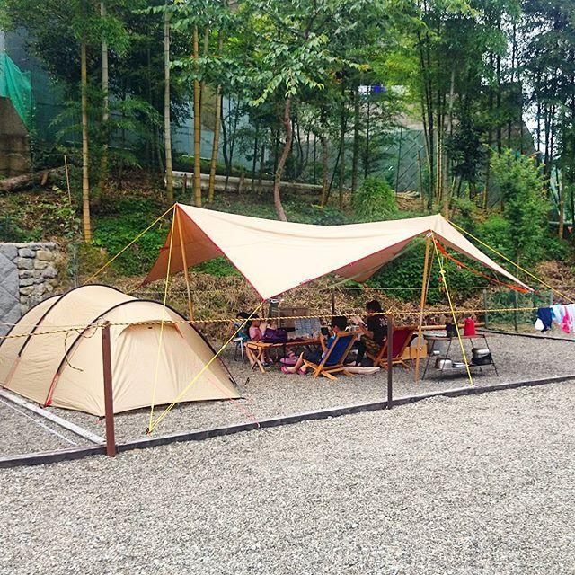 Mulpix とあるキャンプ場に予約して行ったらペット禁止でしたので天川村のコチラへ転進しました キャンプ Camp Camping 天川村 川キャンプ ノルディスク テンマク 焚き火タープレクタ Nordisk Norheim ノルハイム3 キャンプ ノルディスク キャンプ場