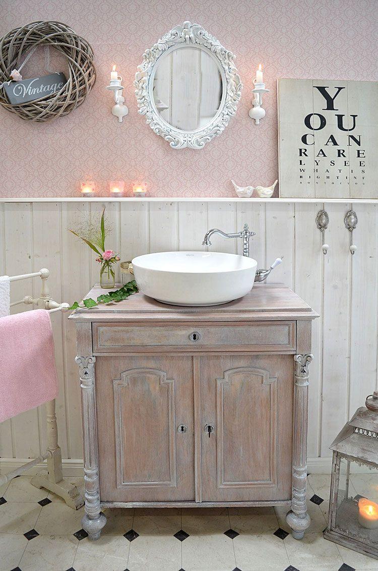 Mittlere Landhaus Waschtische Badruminspiration Landhauswaschtische Mittlere In 2020 Waschtisch Landhaus Einrichtung Badezimmer Rustikal