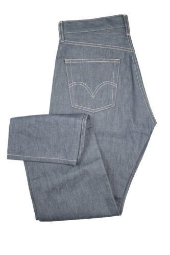 c747e4ac Levis Jeans Original 501 Straight Leg Shrink To Fit Light Blue Mens Pants 30 /30