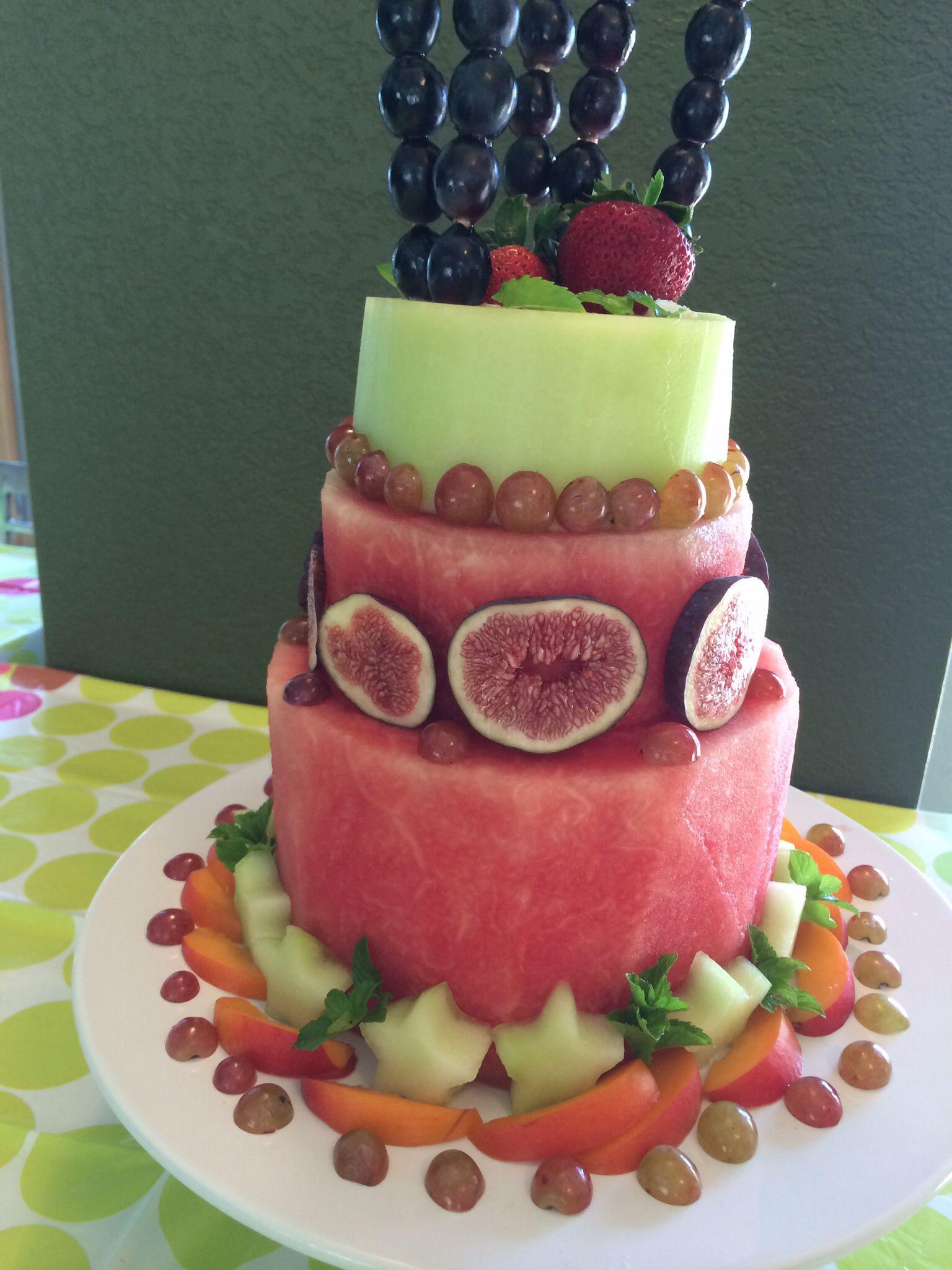 Moms 75th Raw Happy Birthday Cake Raw Vegan Pinterest