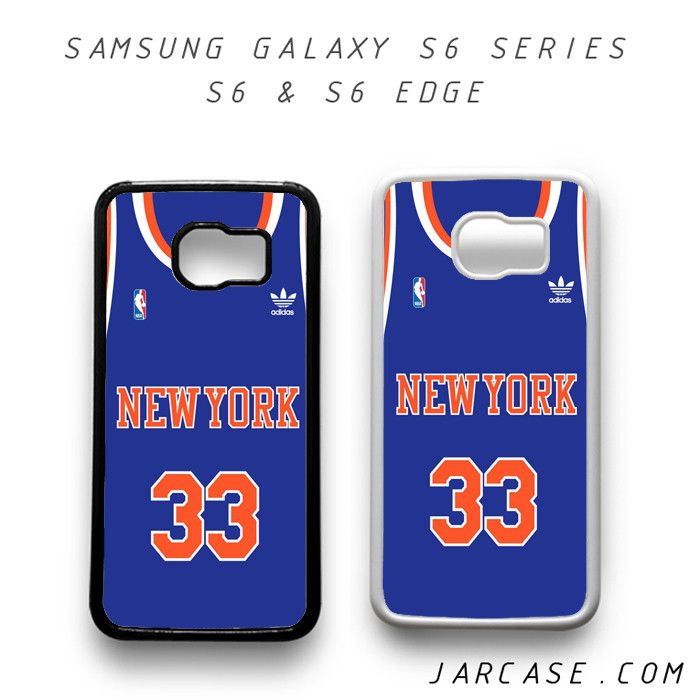 newyork knicks basketball jersey Phone case for samsung galaxy S6 & S6 EDGE