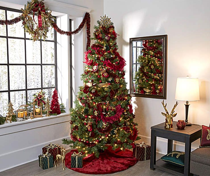 Big Lots Christmas.Festive Blooms Ornament Collection Big Lots Estaciones