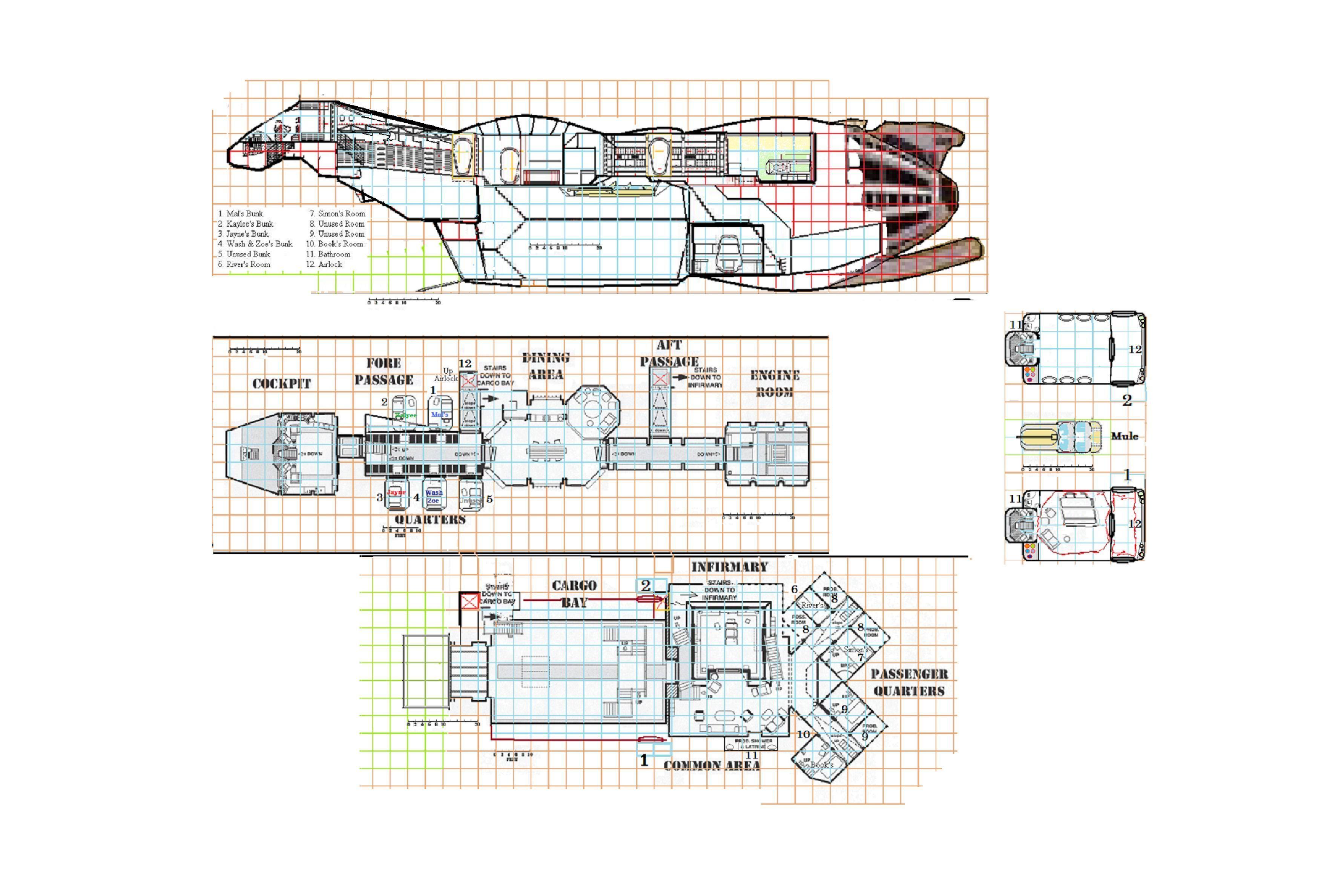 Serenity Ship Schematics - Bing Images Firefly Ship, Serenity Ship,  Fireflies, Bing Images