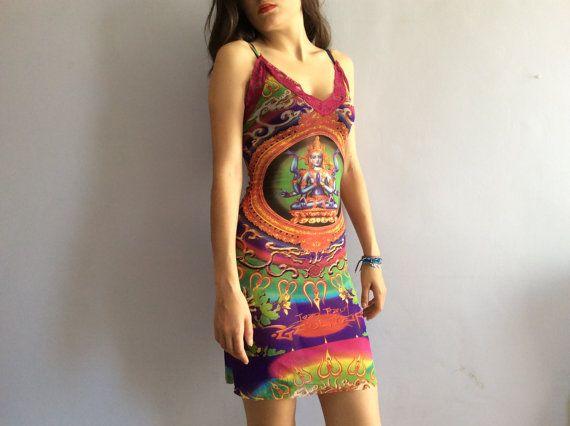 Floral Lace · Vintage Items · Knit Dress · Vintage Jeans 1231367f8