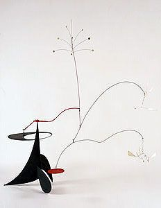 Alexander Calder Mobiles Lesson Plans Wire Rh Ie Copper Art 2D