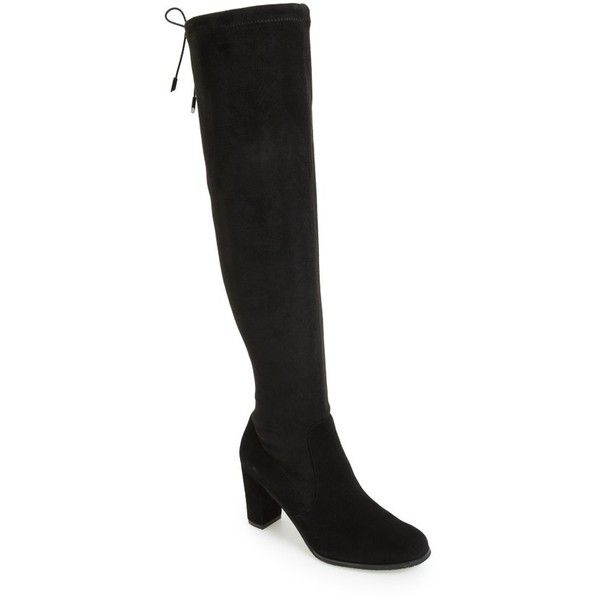 654956bd25d Women s Blondo Kali Waterproof Over The Knee Boot (270 CAD) ❤ liked on  Polyvore featuring shoes