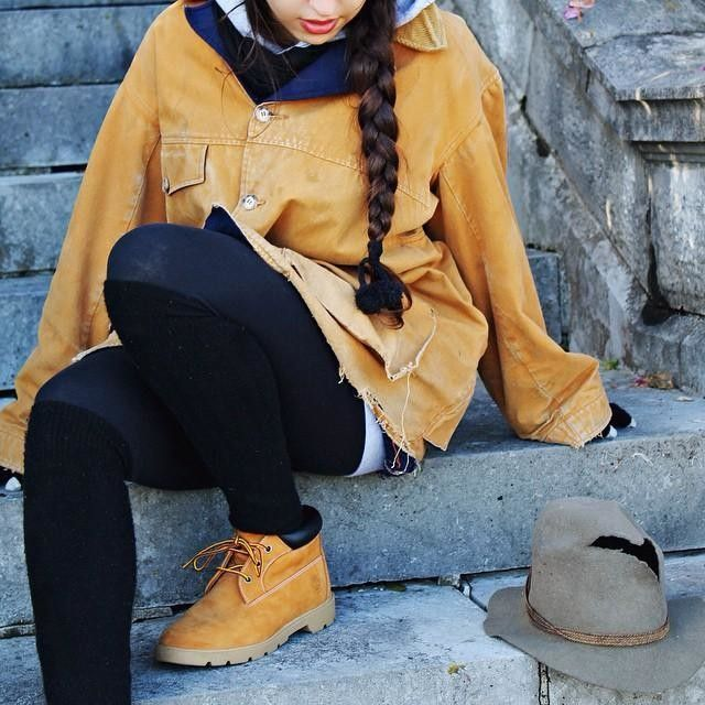 timberland nellie chukka boot outfit - Google Search