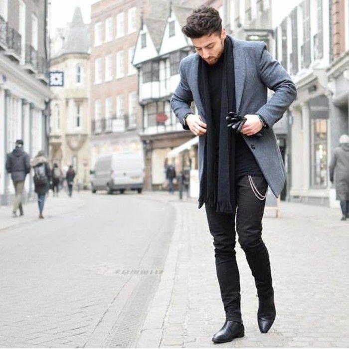 64 Idées pour porter le manteau pour homme avec du style