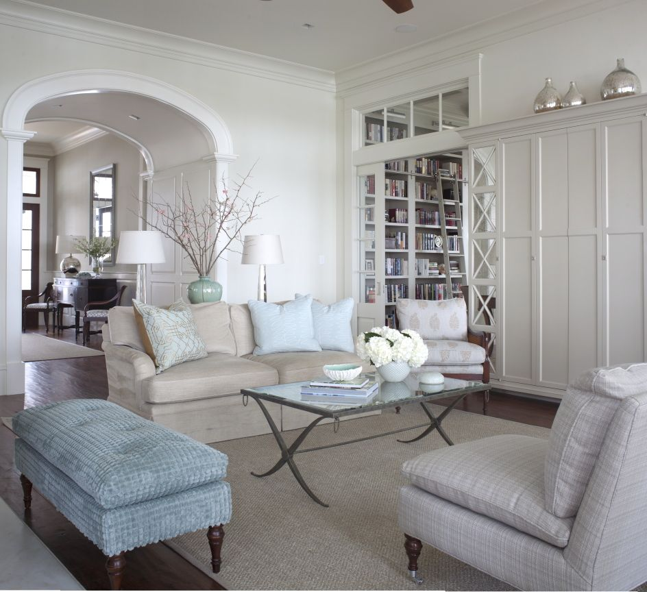 Best Living Room After Styling Adding A Large Aqua Cachepot Of 640 x 480