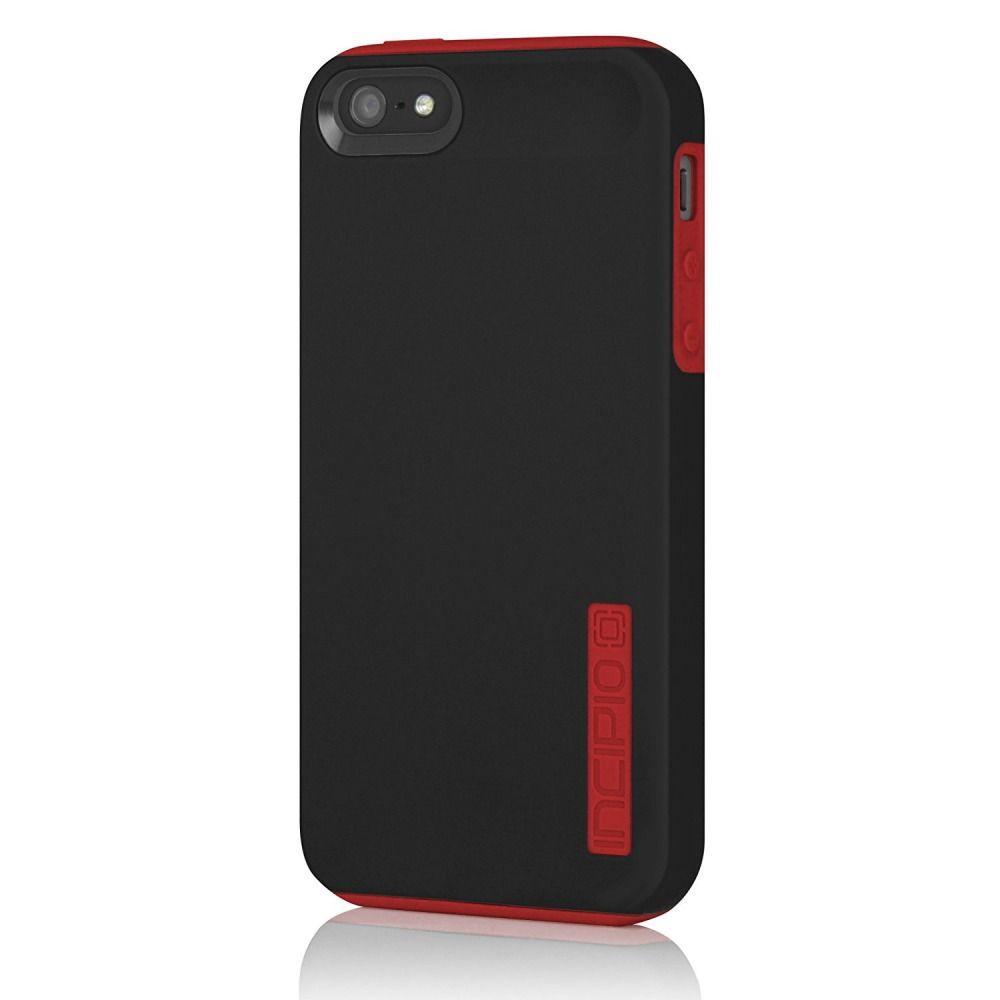 new style 884c1 01d76 Incipio iPhone 5S Case, Dualpro for iPhone 5 5SE SE 2-Piece Tough ...