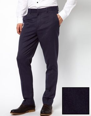 ASOS Slim Fit Smart Trousers