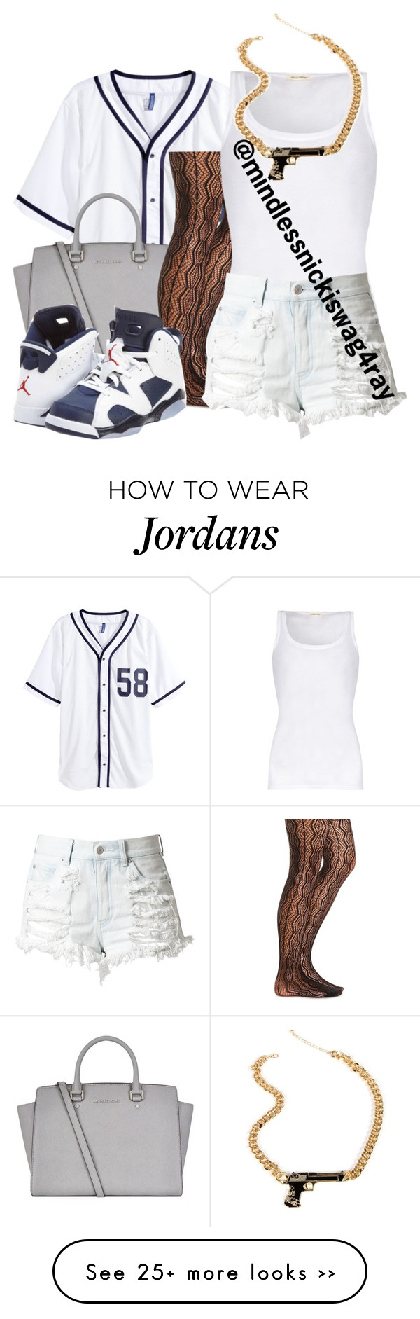 """""""58 Kors."""" by mindlessnickiswag4ray on Polyvore"""