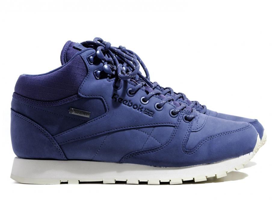 reebok classic leather mid gore tex | Nombreuses promos
