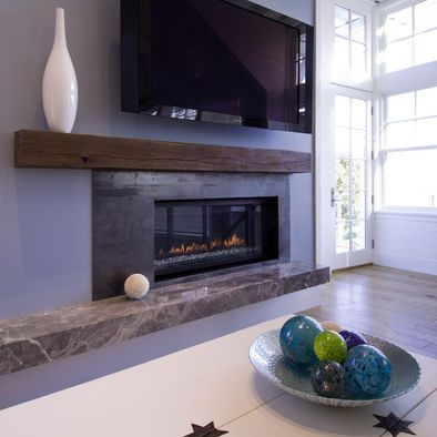 Shelf Under Tv For Speakers Reclaimed Wood Fireplace Mantel Design Pictures Remodel Decor And Ideas
