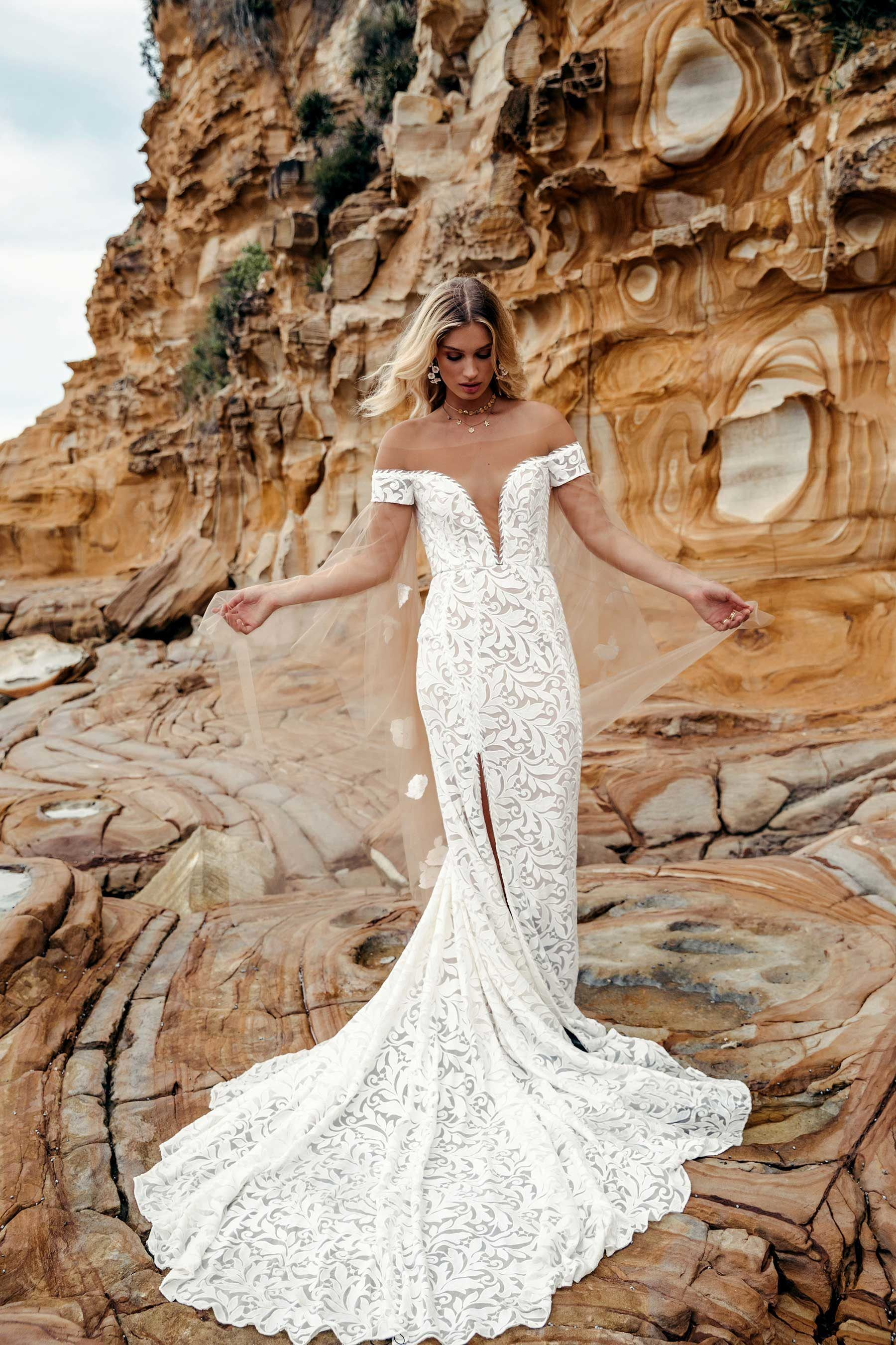 'Paradise' the JawDropping New Bridal Collection by