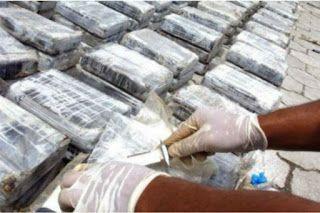 Nuestro mundo interesante Con los ojos de un inmigrante: Ocho toneladas de cocaína han sido incautadas en C...